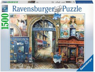 Ravensburger Passasje i Paris
