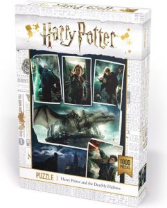 Harry Potter and the Deathly Hallows Puslespill