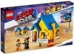 LEGO The Movie 70831 Emmet's Dream House