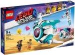 LEGO The Movie 70830 Sweet Mayhem's Systar Starship