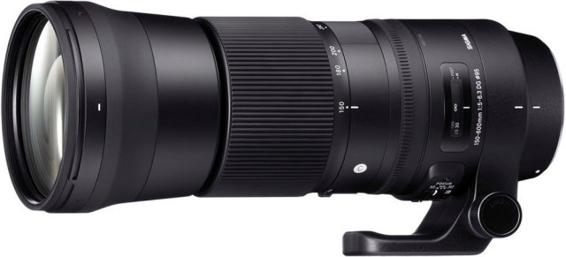 Sigma 150-600mm F5-6.3 DG OS HSM Contemporary for Sigma