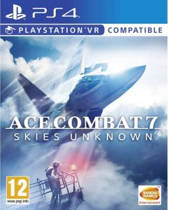 Ace Combat 7: Skies Unknown til Playstation 4