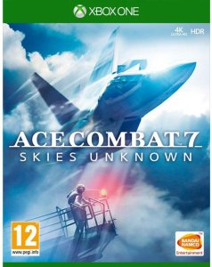 Ace Combat 7: Skies Unknown til Xbox One