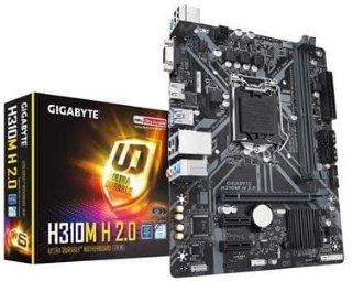 Gigabyte LGA1151 H310M H 2.0