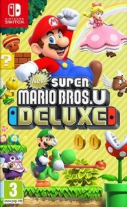 New Super Mario Bros. U Deluxe til Switch