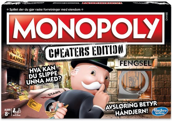 Monopol Cheaters Edition