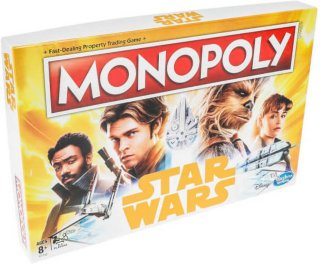 Monopol Han Solo