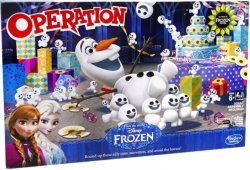 Operation Frozen Olaf