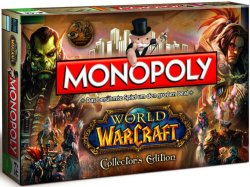 Monopol World Of Warcraft Collector`s Edition