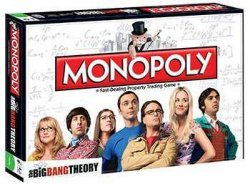 Monopol The Big Bang Theory