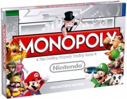 Monopol Nintendo Collector`s Edition