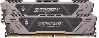 Crucial Ballistix Sport AT DDR4 32GB Kit DDR4 2666MHz (2x16GB)