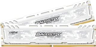 Crucial Ballistix Sport LT DDR4 16GB 2x8GB 2666MHz
