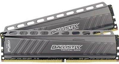 Crucial Ballistix Tactical DDR4 8GB (2x4GB)