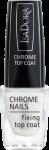 Isadora Chrome Nails Fixing Top Coat 6ml