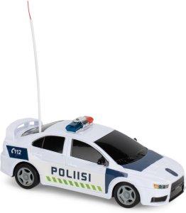 Alex's Garage Radiostyrt Politibil Finland