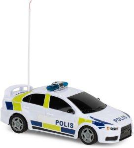 Radiostyrt Politibil Sverige