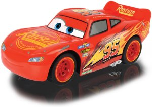 Disney Cars Radiostyrt Lightning McQueen Single