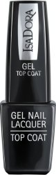 Isadora Gel Nail Lacquer Top Coat 6ml