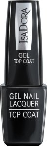 Isadora Gel Nail Lacquer Top Coat 6ml