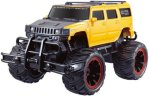 Radiostyrt bil Big wheel monster truck