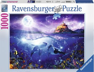 Ravensburger Whales Moonshine