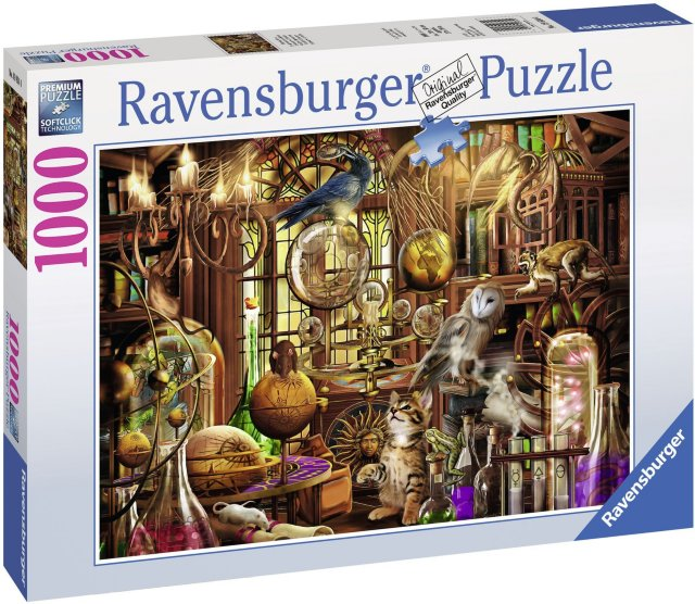 Ravensburger Merlins Laboratorium