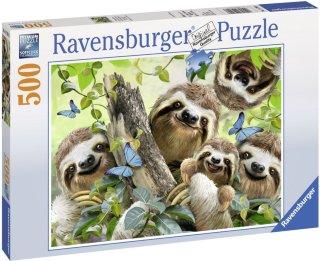 Ravensburger Puslespill Dovendyr 500 Brikker