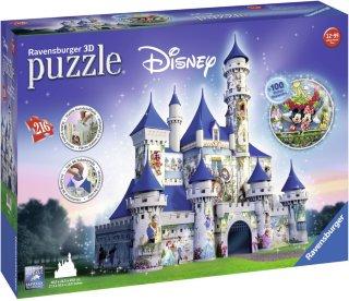 Ravensburger Puslespill Disney Slott 216 Biter