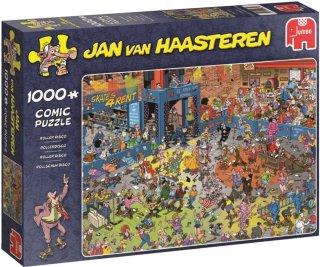 Jumbo Puslespill Jan van Haasteren The Roller Disco 1000