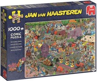 Jumbo Puslespill Jan van Haasteren Flower Parade 1000