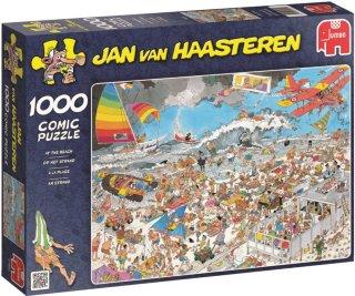 Jumbo Puslespill Jan van Haasteren At the Beach 1000