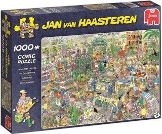 Jumbo Puslespill Jan van Haasteren Garden Centre 1000