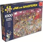 Jumbo Puslespill Jan van Haasteren The Circus 1000