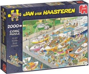 Jumbo Puslespill Jan van Haasteren The Locks 2000