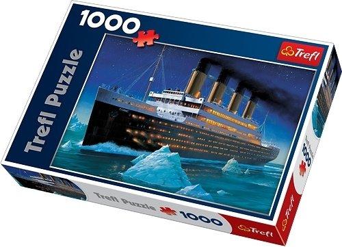 Trefl Puslespill 1000 Biter Titanic
