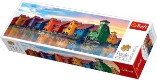 Trefl Puslespill 1000 biter Panorama Groningen
