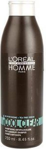 L'Oreal Professionnel Homme Cool Clear Shampoo 250ml