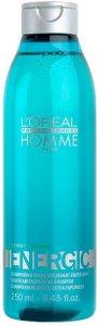 L'Oreal Professionnel Homme Energic Shampoo 250ml