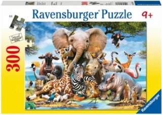 Ravensburger Afrika Venner 300