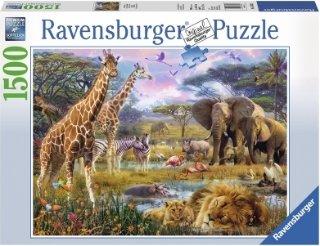 Ravensburger Colorful Africa 1500