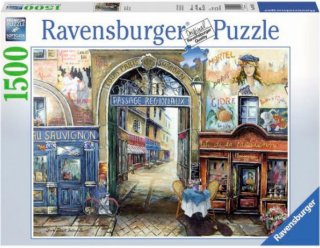 Ravensburger Passage to Paris 1500 biter