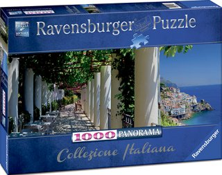 Ravensburger Amalfi Italia 1000 biter