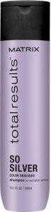 Total Results Color Care So Silver Shampoo 300ml