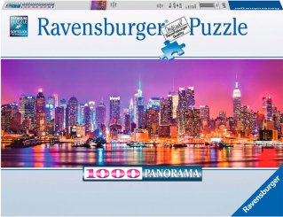 Ravensburger Manhattan Lights 1000 biter