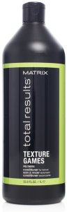 Total Results Texture Games Conditioner 1000ml