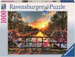 Ravensburger Puslespill 1000 Biter Sykler