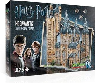 Wrebbit 3D Puslespill Harry Potter Astronomy Tower