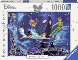 Ravensburger Puslespill 1000 Deler Peter Pan