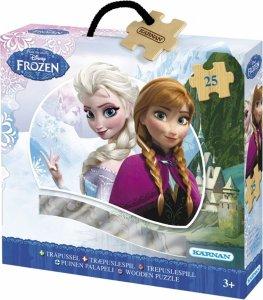 Egmont Kärnan Puslespill 25 Biter Frozen Frost